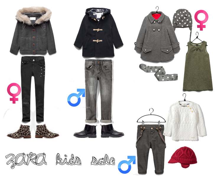 Zara kids sale