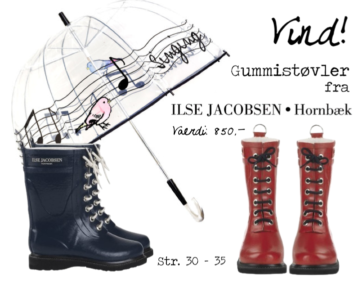 Ilse Jacobsen Rubber boot kids
