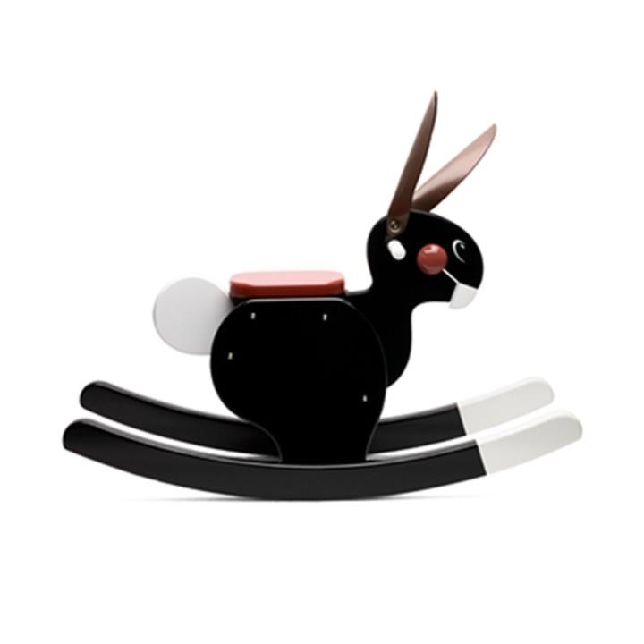 Rocking Rabbit By Björn Dahlström
