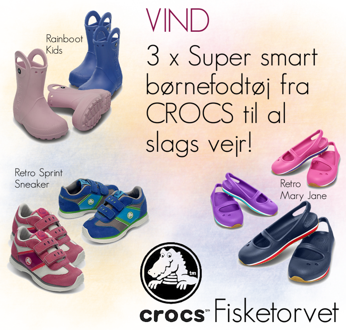 CROCS Fisketorvet