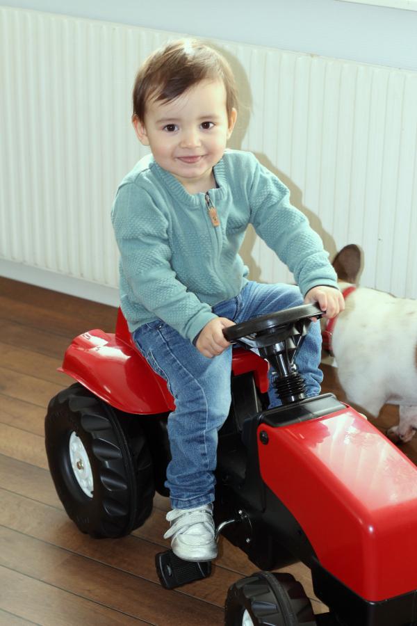 Cookie traktor 1