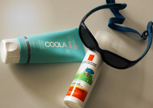 solbeskyttelse til børn